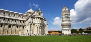 stedentrip pisa